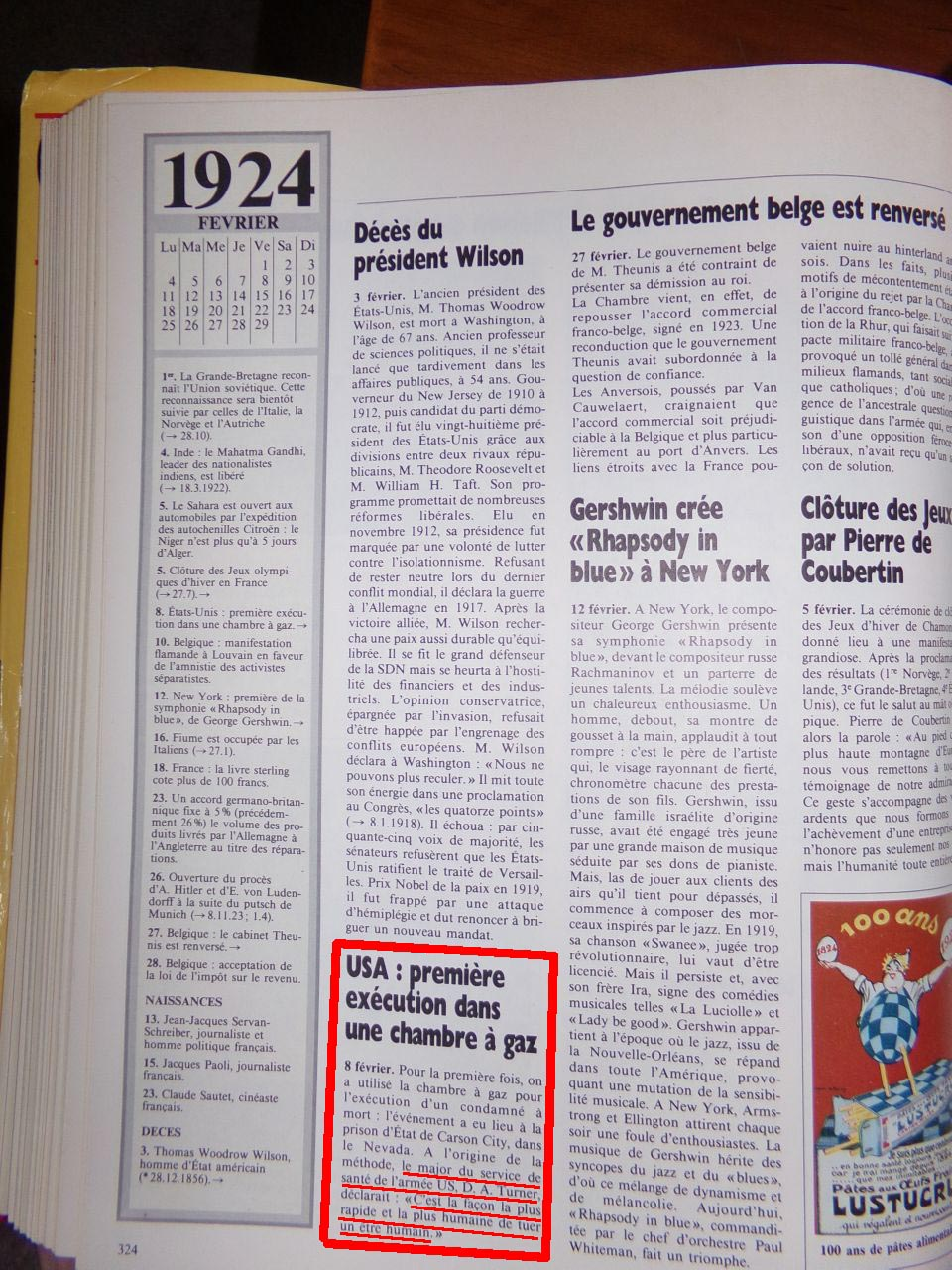 Un peu d'Histoire ...  L'origine de la création de l'état d'israël, 1947 ou 19° siècle ?  Chroniquedu20esiecle-07